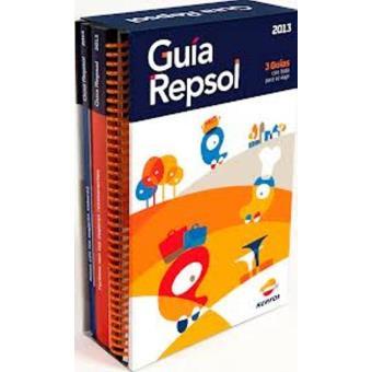 Guía Repsol 2013 España y Portugal