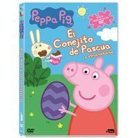 Peppa Pig: El conejito de Pascua y otras historias- DVD