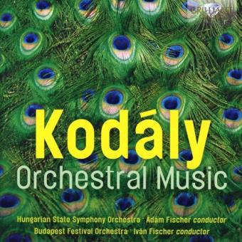 Kodály: Oeuvres orchestrales