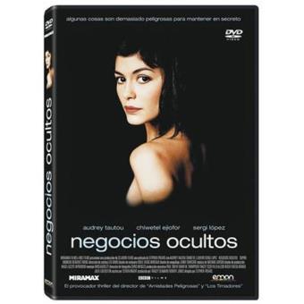 Negocios ocultos - DVD