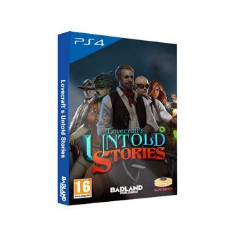 Lovecrafts Untold Stories Edición Coleccionista PS4