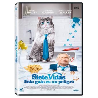 Siete vidas. Este gato es un peligro - DVD