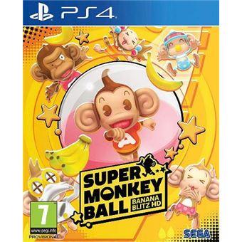Super Monkey Ball Banana Blitz HD - PS4