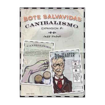 Bote salvavidas: Canibalismo