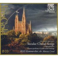 Canciones corales seculares