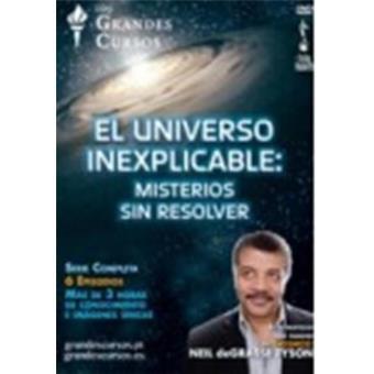 El Universo Inexplicable Misterios Sin Resolver Dvd Fnac