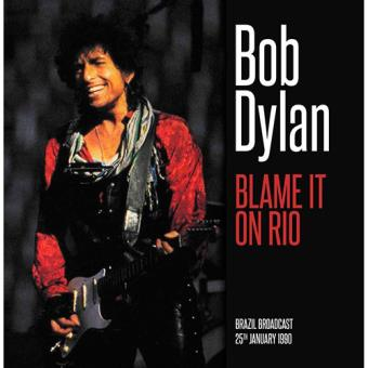 Blame it on Rio - Vinilo