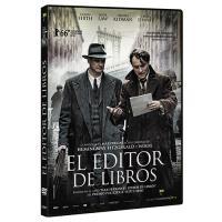 El editor de libros - DVD