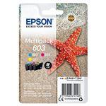 Cartucho de tinta Epson 603 CMY