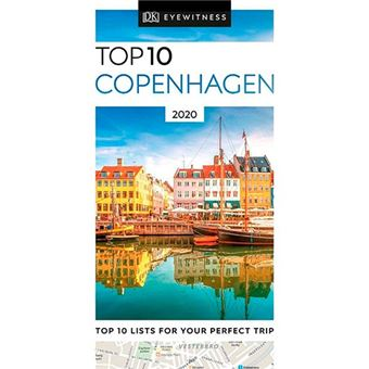 DK Eyewitness Travel Guide - Top 10 - Copenhagen
