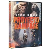 Proyecto Rampage - DVD