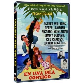 En una isla contigo - DVD