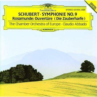 Schubert: Symphony No.9 & Rosamunde Overture