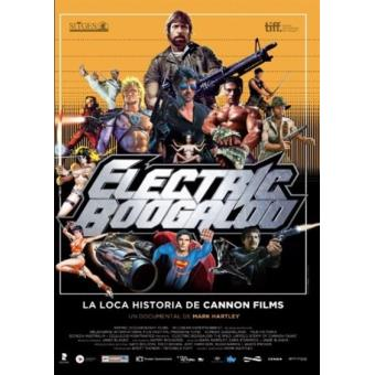 Electric Boogaloo: La loca historia de Cannon Films - DVD