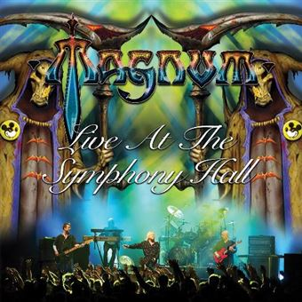Magnum Live at the Symphony Hall - 3 Vinilos + 2 CDs