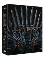 Juego de Tronos Temporada 8 Ed Premium - DVD