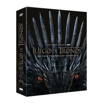 Juego de tronos - Temporada 8 - DVD