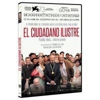 El ciudadano ilustre - DVD