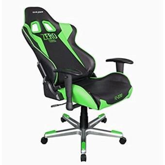 Silla Gaming Dxracer F Series Oh Fe00 Ne Negra Y Verde Accesorios