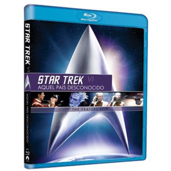 Star TrekStar Trek VI: Aquel país desconocido - Blu-Ray