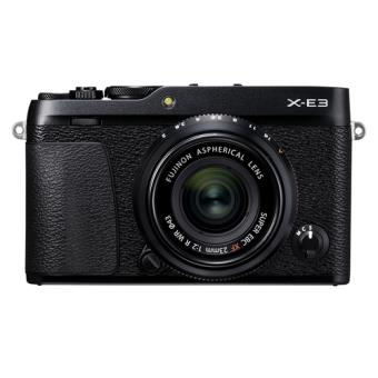 Cámara EVIL Fujifilm X-E3 + XF 23 mm f2 Negro