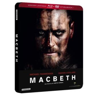 Macbeth (Formato Blu-ray + DVD Steelbook)