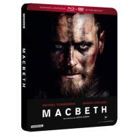 Macbeth - Steelbook Blu-Ray + DVD