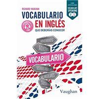 Vocabulario en inglés que deberías conocer.