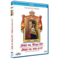 Pack ¿Dónde vas, Alfonso XII? + ¿Dónde vas, triste de ti? -Blu-Ray