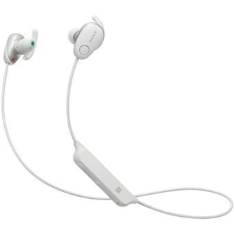 Auriculares Noise Cancelling Sony WI-SP600NP Blanco