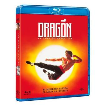 Dragón: La vida de Bruce Lee - Blu-Ray