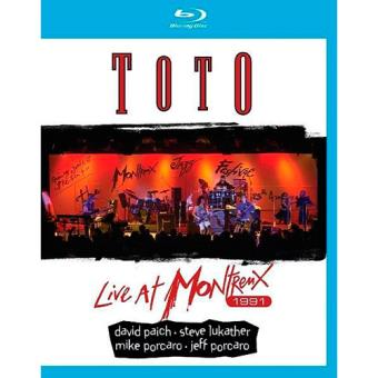Live at Montreux 1991 (Formato Blu-ray)