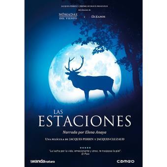 Las estaciones - DVD