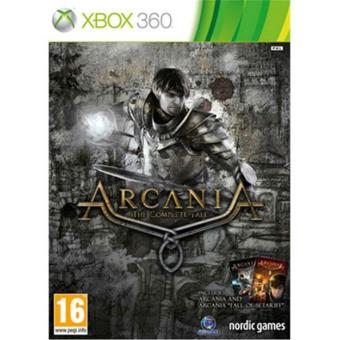 Arcania Gothic 4 Complete Tales Xbox 360
