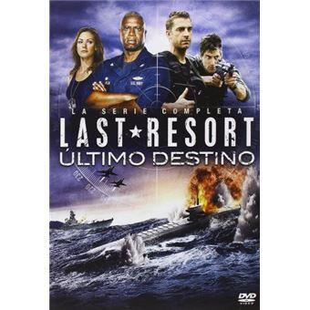 Last Resort - Último destino  Serie Completa - DVD