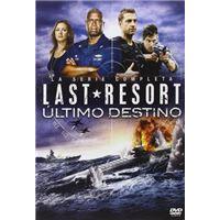 Last Resort - Último destino - Serie Completa - DVD