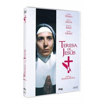 Teresa de Jesús Serie Completa - DVD