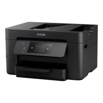 Impresora 4 en 1 Epson WorkForce Pro WF-3725DWF Negro