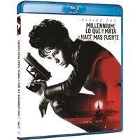 Millennium 4: Lo que no te mata te hace más fuerte - Blu-Ray