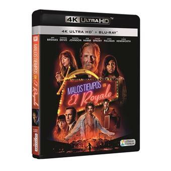 Malos tiempos en el Royale - UHD + Blu-Ray