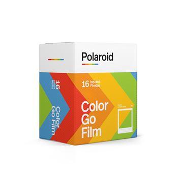 Película doble Polaroid Color Go