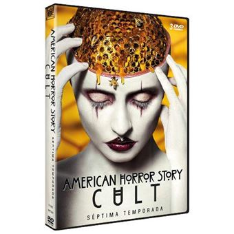 American Horror Story: Cult  Temporada 7 - DVD