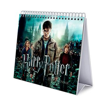 Calendario de escritorio 2020 Erik Deluxe multilingüe Harry Potter