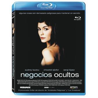 Negocios ocultos - Blu-Ray