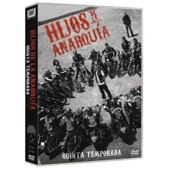 Hijos de la AnarquíaHijos de la anarquía - Temporada 5 + DVD Extras - Exclusiva Fnac - DVD