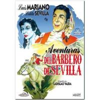 Aventuras del barbero de Sevilla - DVD