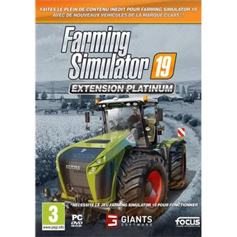 Farming Simulator 19 Platinum Edition - Expansion Pack - PC