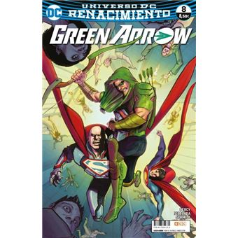 Green Arrow 8