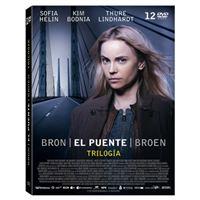 Pack Trilogía Bron/Broen El puente - Serie Completa - DVD