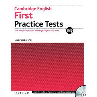 Fce Practice Tests Pk W/K 3Ed